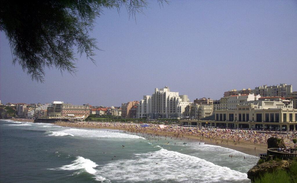 Calendrier Maree Biarritz.Maree A Biarritz Horaire Complet Des Marees Sur 7 Jours