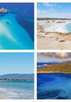 Top 15 des plus belles plages de Sardaigne (et notre carte à imprimer)