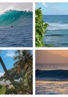 Surf en Guadeloupe : les 8 meilleurs spots et les meilleures périodes pour surfer