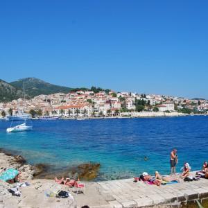 Les Îles croates